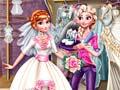 Spiel Elsa Preparing Anna's Wedding