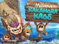 Spēle Moana: Kakamora Kaos