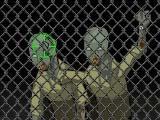 Игра Zombie Cage