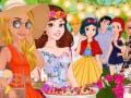 Spēle Moana`s Garden Party