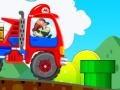 Gioco Super Mario Truck 2
