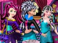 Spel Princesses In Monster High