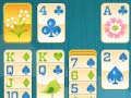 Spel Spring Solitaire
