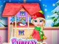 Игра Princess Doll Christmas Decoration