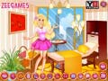 Spiel Princess Barbie Spa Decor