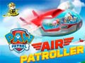 Игра Paw Patrol Games Air Patroller