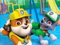 Spiel Paw Patrol Games: Pawsome Playground Builder
