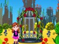 Игра Pretty Girl Swing Escape