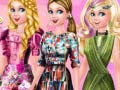 Игра Barbie Spring Fashion Show