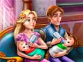 Rapunzel Twins Family Day ליּפש