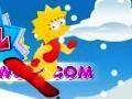Παιχνίδι Lisa Snowboard