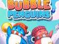 Spēle Bubble Penguins