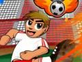 Spēle Foosball Super Shooter