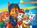Game Paw Patrol Finding Stars online