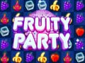 Spēle Fruity Party