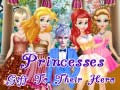 Gra Princesses Gift To Their Hero