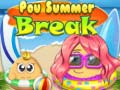 Spil Pou Summer Break