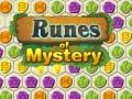 Spiel Runes of Mystery