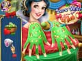 Gioco Snow White Nails