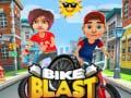 Bike Blast ליּפש