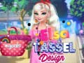 Elsa Tassel Design ﺔﺒﻌﻟ