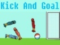 Spel Kick and Goal