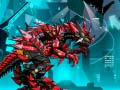 Battle Robot T-Rex Age קחשמ