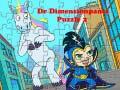 Dr Dimensionpants Puzzle 2 ﺔﺒﻌﻟ
