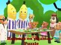 Gra Bananas en pijamas: Puzzle