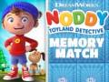Hry Noddy Toyland detective Memory Match