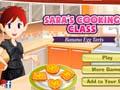 Permainan Sara's Cooking Class Banana Egg Tarts