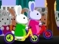 Игри Bunny Bloony Racing 3