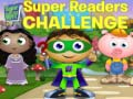 Hry Super Why Challenges