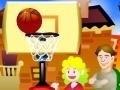 Игра Street basketball skill