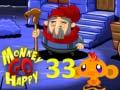 Παιχνίδι Monkey Go Happy Stage 33