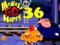 Παιχνίδι Monkey Go Happy Stage 36