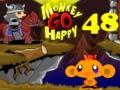 Spel Monkey Go Happy Stage 48