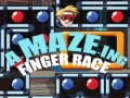 Game A-maze-ing finger race