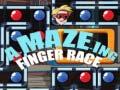 Spiel A-maze-ing finger race