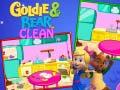 თამაშის Goldie & Bear: Clean