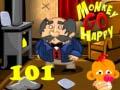 Игра Monkey Go Happy Stage 101