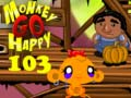 Игра Monkey Go Happy Stage 103
