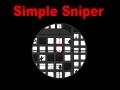 Mäng Simple Sniper
