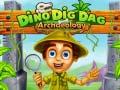 Игра Dino Dig Dag Archaeology