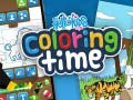 Gioco Hello kids Coloring Time