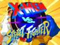 Játék X-Men vs Street Fighter