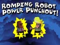 Romping Robot Power Punchout ﯼﺯﺎﺑ