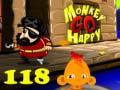 Igra Monkey Go Happy Stage 118
