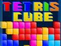 Játék Tetris cube