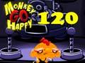 Игра Monkey Go Happy Stage 120